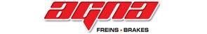 agna freins breaks